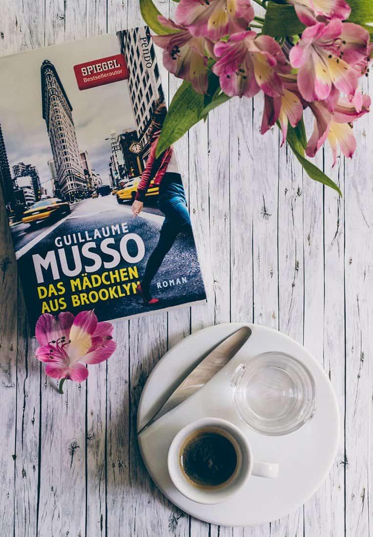 """Das Mädchen aus Brooklyn"" – Guillaume Musso"