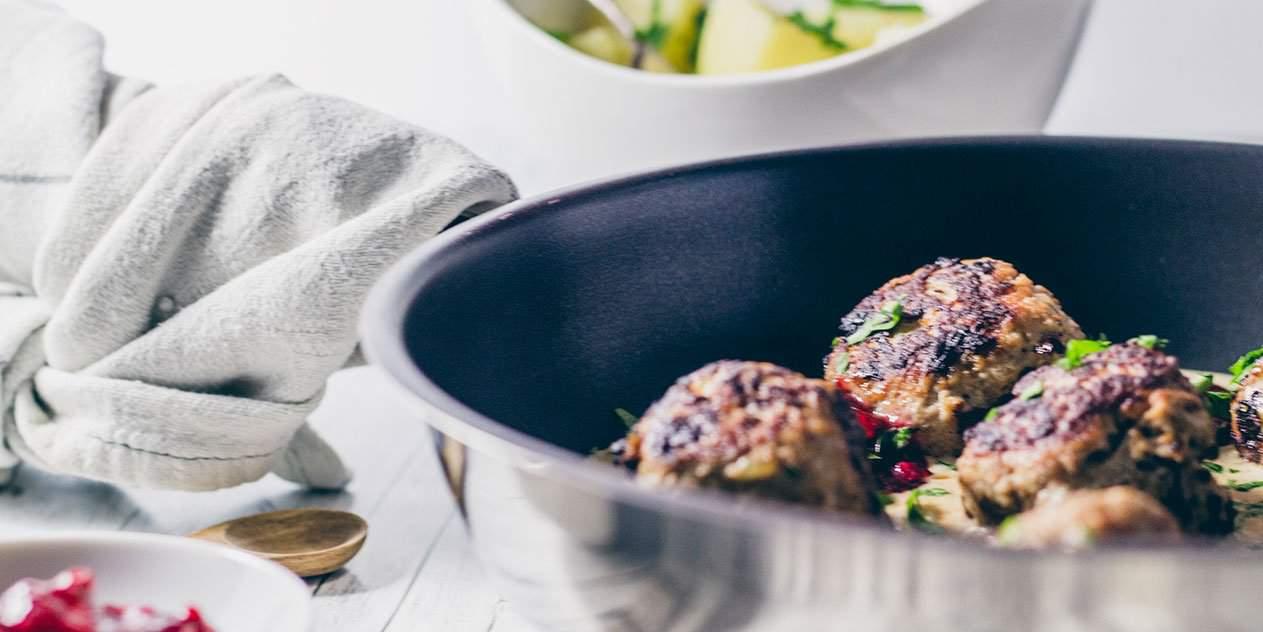 Köttbullar – Originalrezept aus Schweden