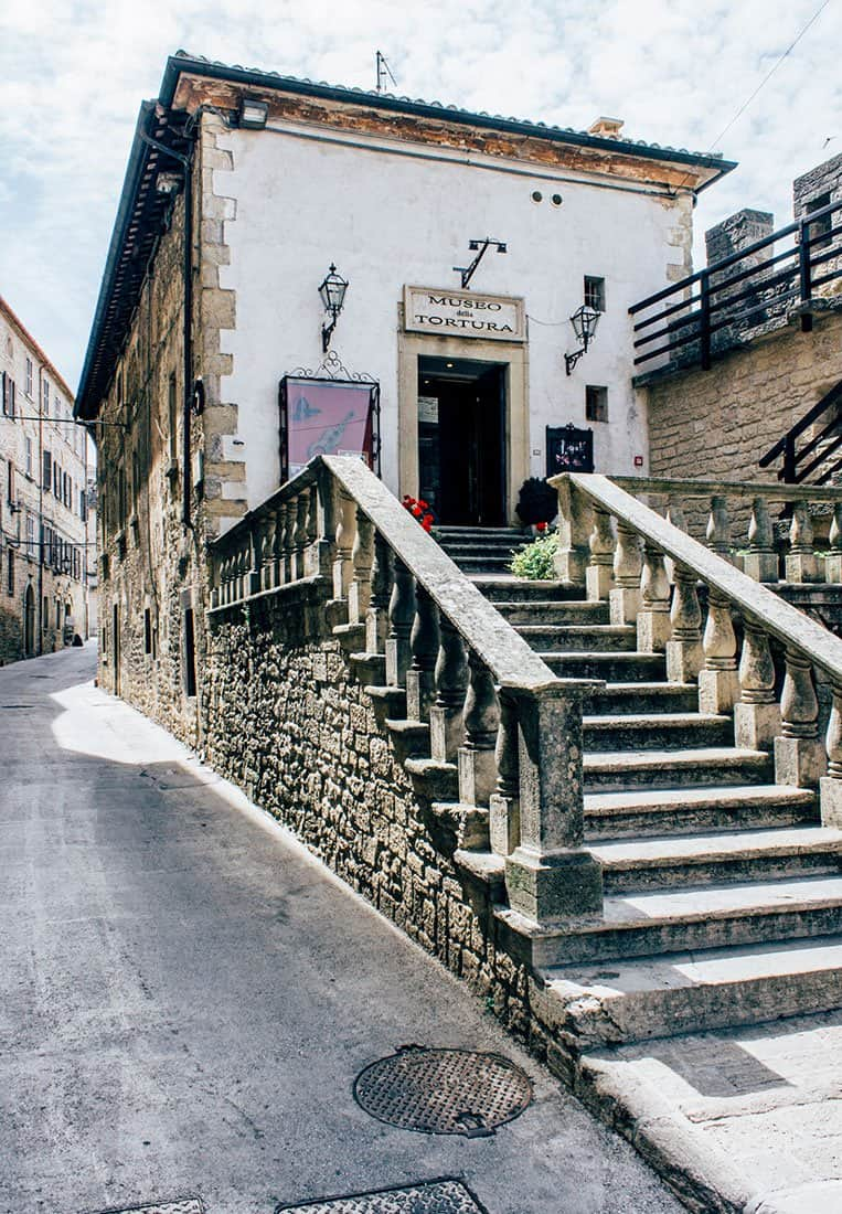 Foltermuseum, San Marino