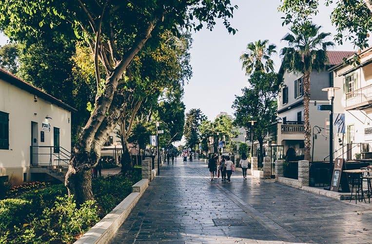 Sarona, Tel Aviv