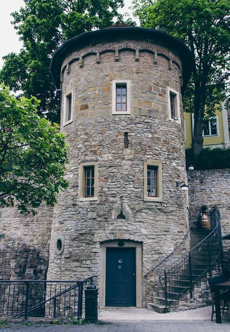 Türmle – Schweinfurts kleinste Weinstube