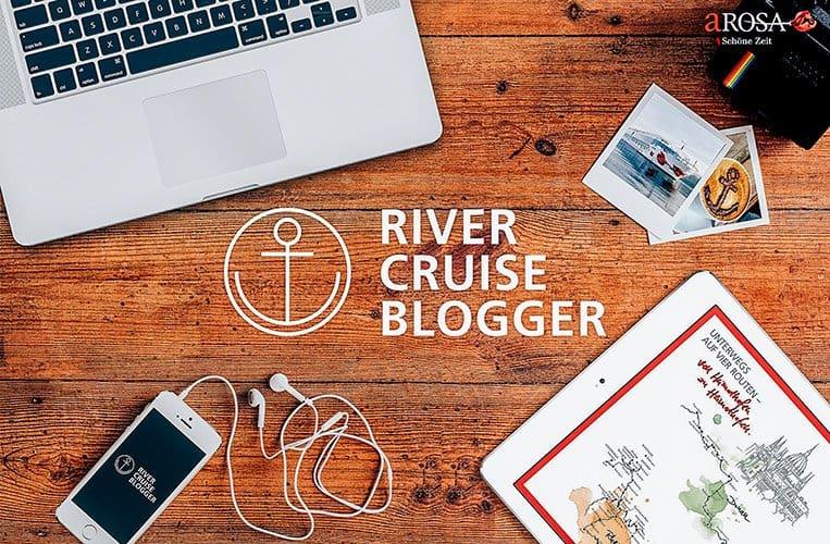 """A-ROSA Flussschiff sucht den """"River Cruise Blogger"""""""