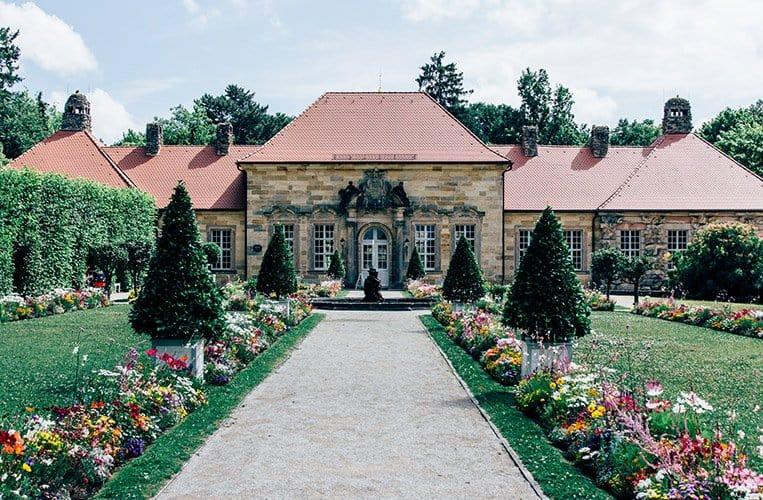 Die Eremitage Bayreuth