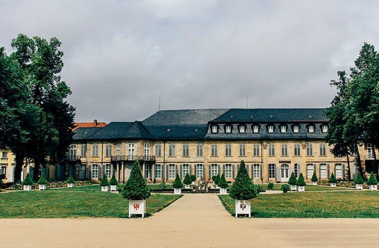 Der Hofgarten Bayreuth