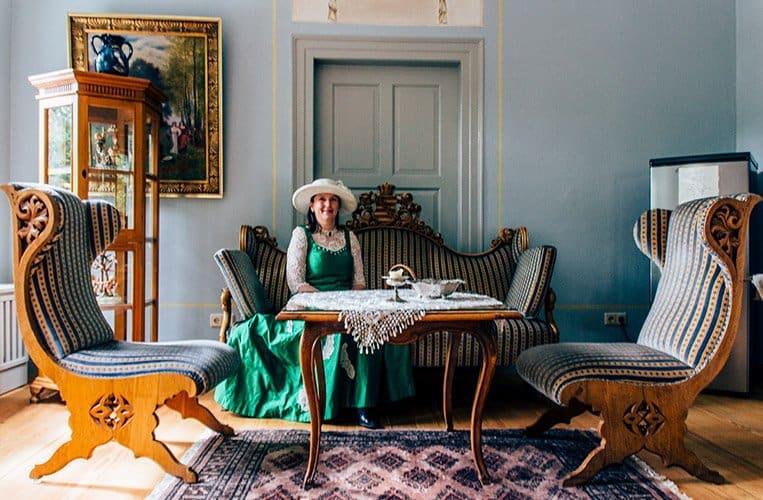 Coburg kulinarisch – eine Führung mit Herzogin Viktoria Adelheid