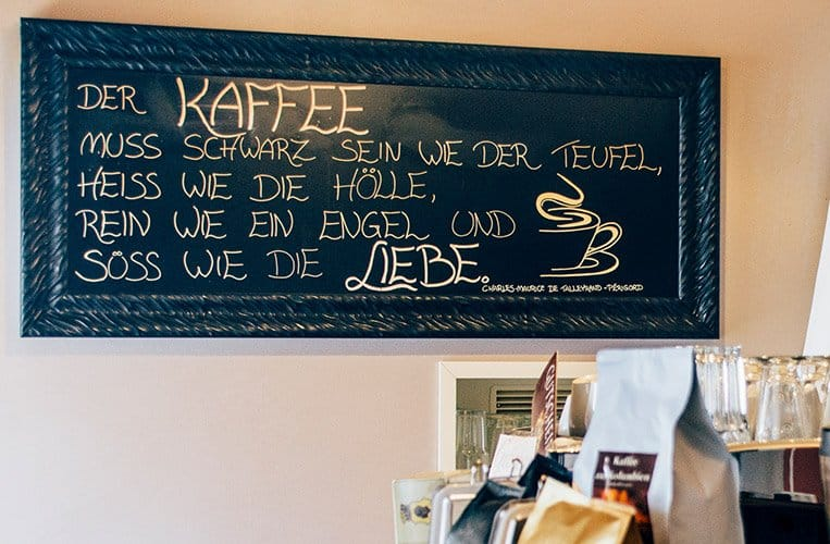 Die Coburger Kaffeerösterei