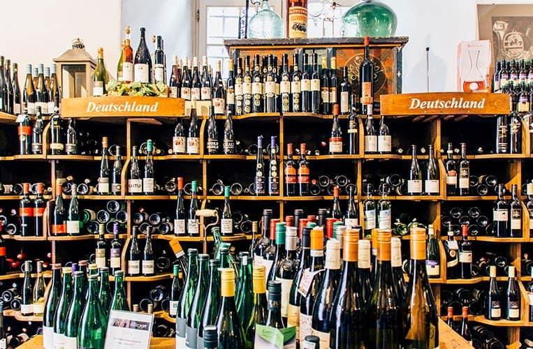 Wein Oertel, Coburg