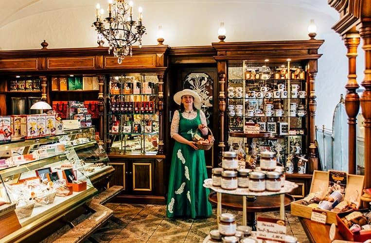 Die Hofbäckerei Feyler in Coburg