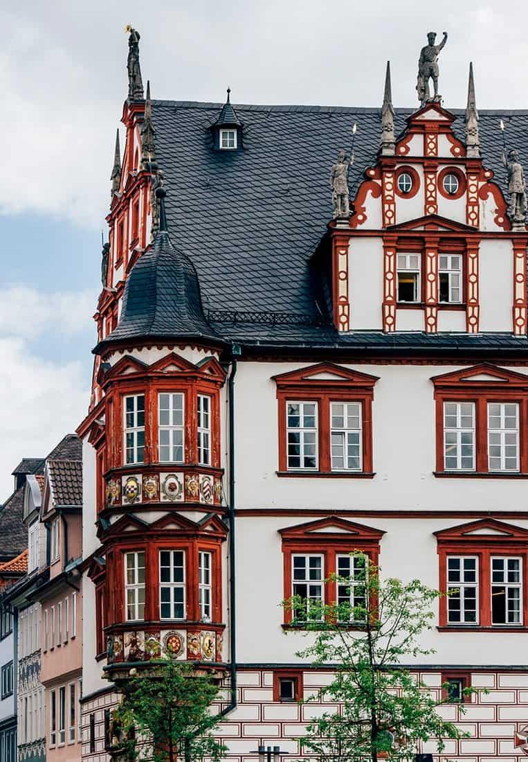 Coburg - von Schmätzchen, Bierchen und Likörchen