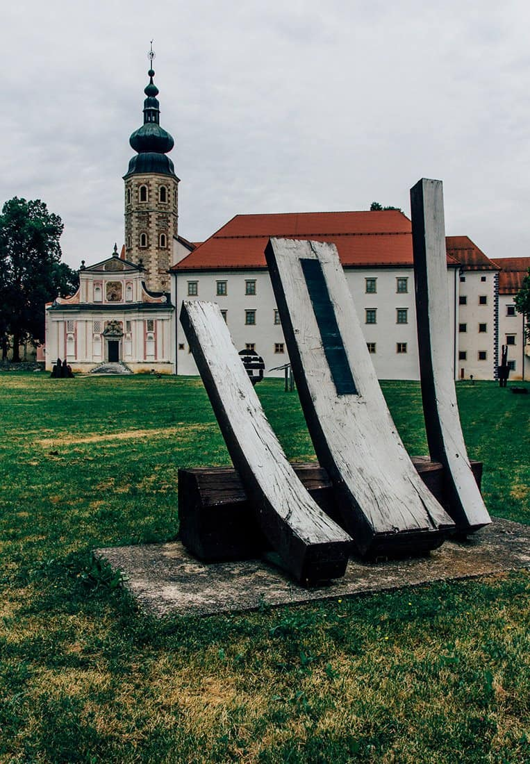 Božidar Jakac Galerie, Slowenien