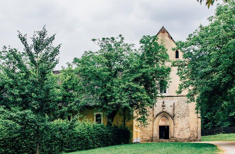 Das Kartäuserkloster Pleterje und der berühmte Birnen-Brandy