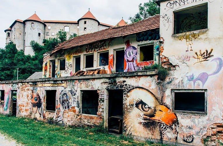 Žužemberk, Slowenien