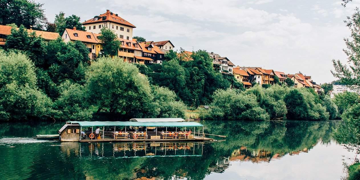 Die Region Dolenjska – von malerischer Natur, Schlössern und Klöstern