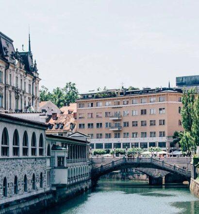 Bezauberndes Ljubljana: von Drachen, riesigen Eisbechern und Sommer Vibes