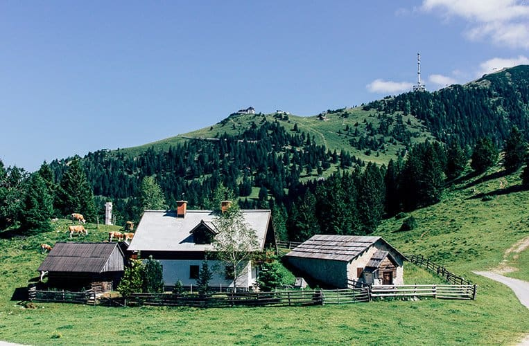 Das Krvavec alpine Resort