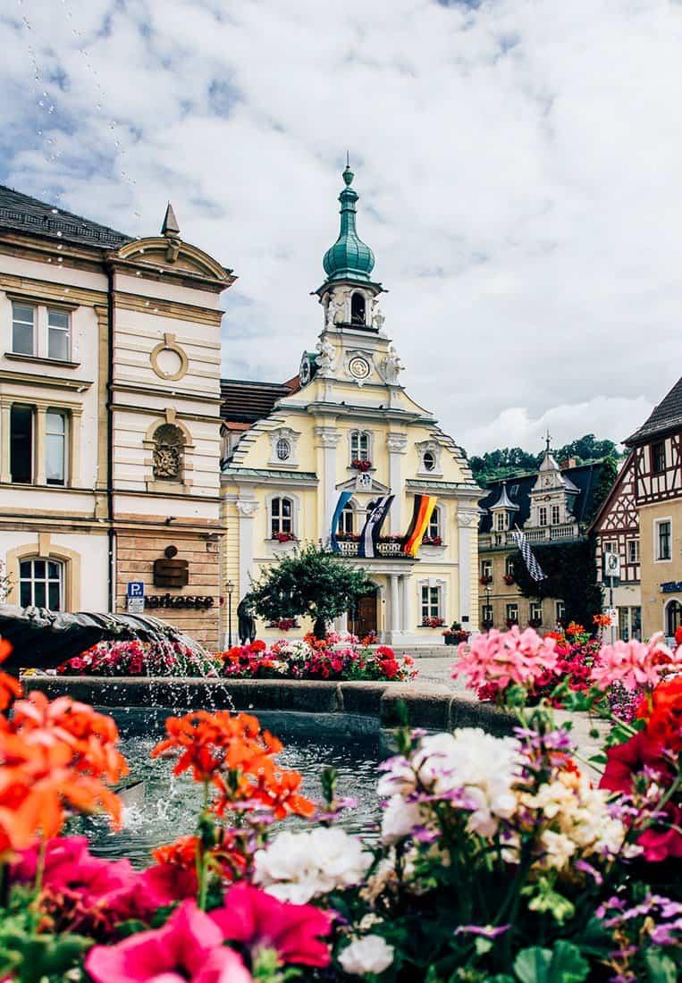 Das Kulmbacher Rathaus