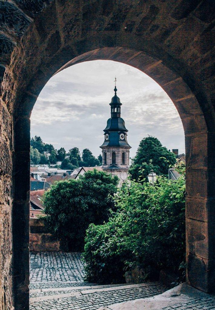 Eine Stadtführungen durch Kulmbach
