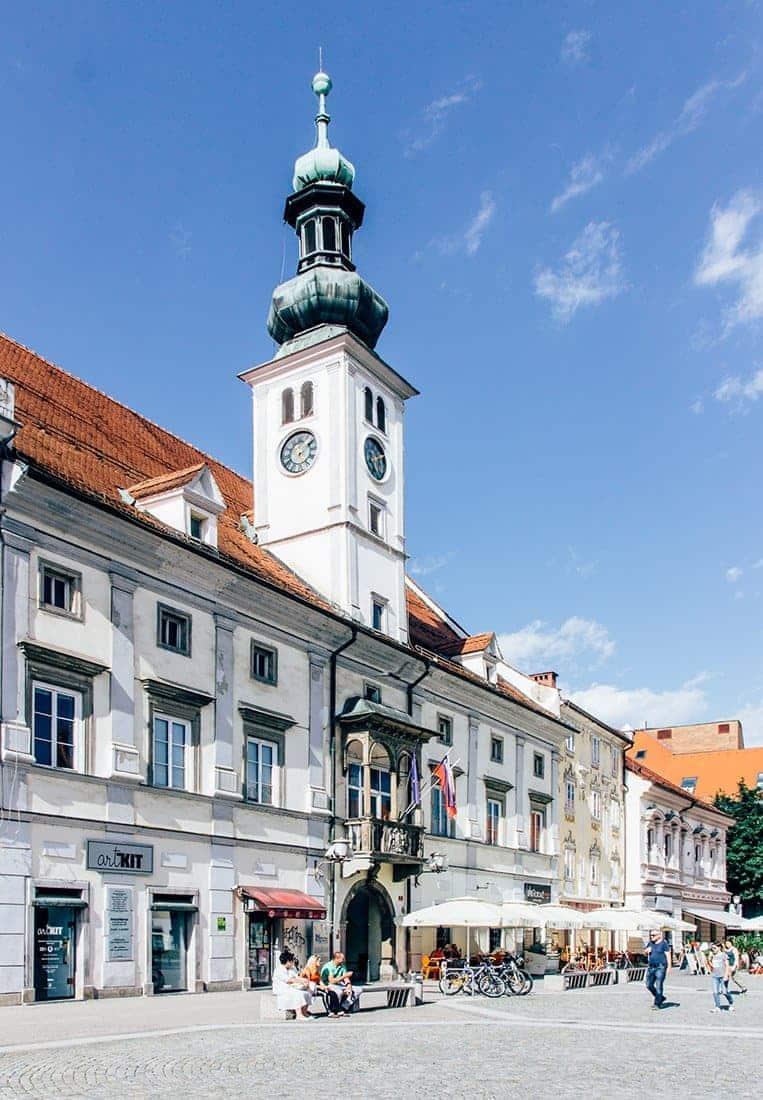 Maribor, Slowenien
