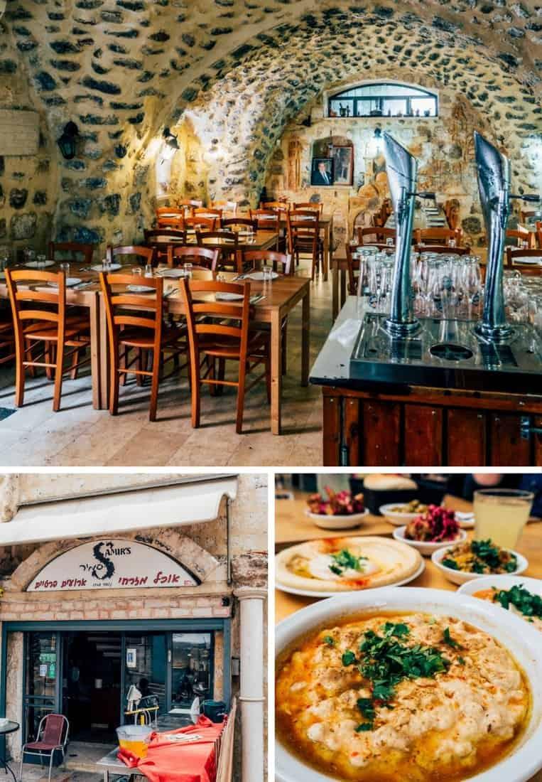 Samir's Hummus, Ramla, Israel