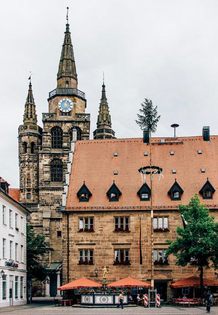 Ansbach – die fränkische Perle des Rokoko