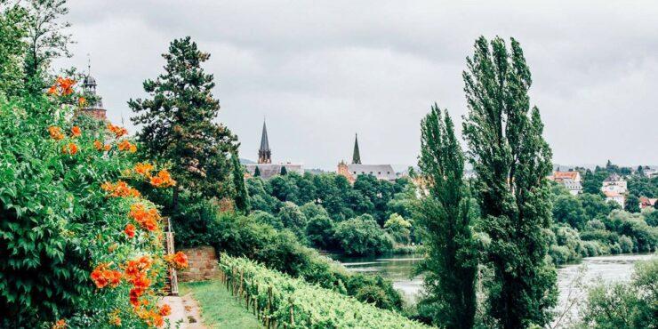 Aschaffenburg – das bayerische Nizza