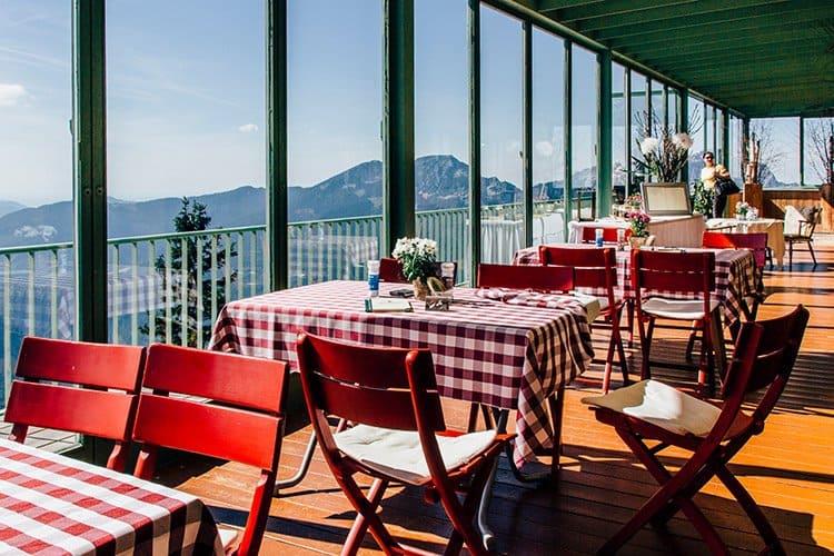 Bergrestaurant Predigtstuhl
