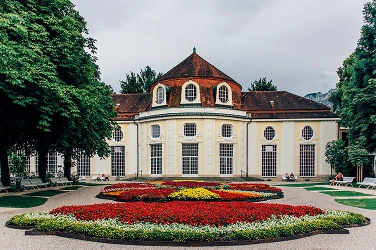 Der Königliche Kurgarten