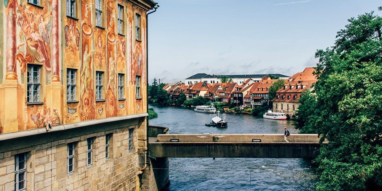 Die schönsten Orte in Franken - cover