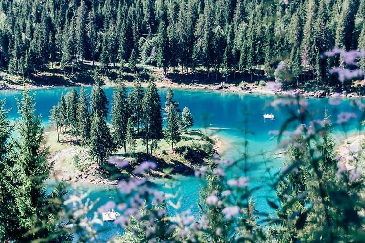 Lag la Cauma – Caumasee – Graubünden