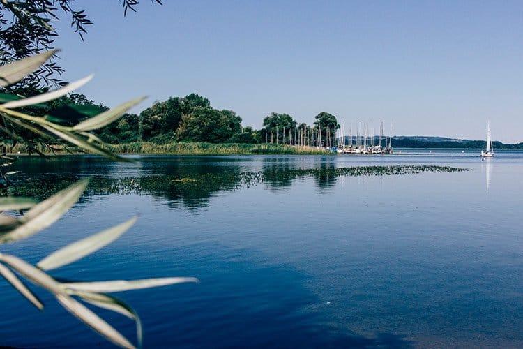 Der Chiemsee und seine Inseln