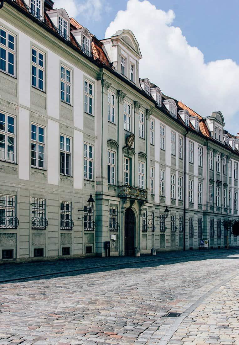 Der Residenzplatz
