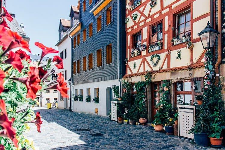 Die Fürther Altstadt
