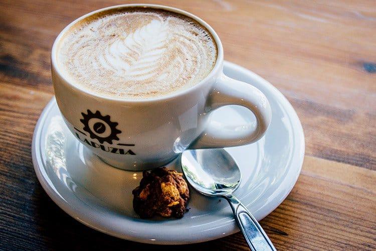 Die Kaffeerösterei LaPuzia