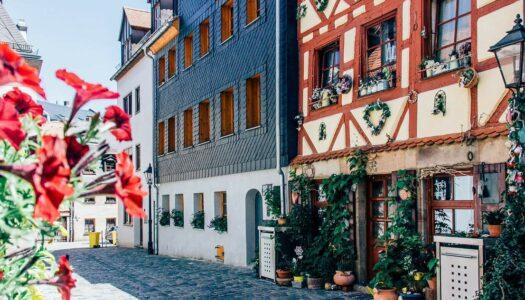 Fürth – von malerischen Fachwerkhäusern, Scones und Tomaten