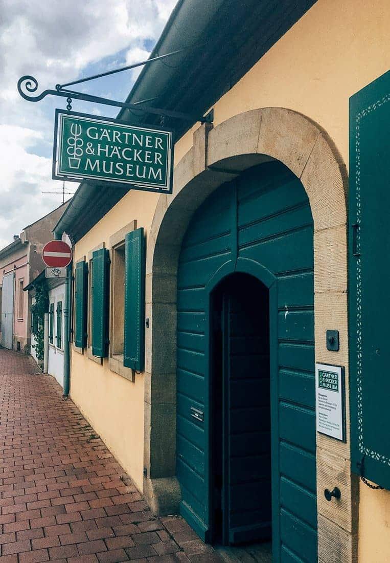 Gärtner- und Häckermuseum Bamberg