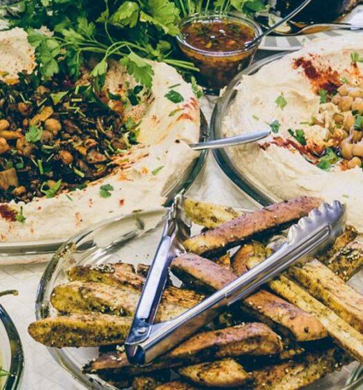 Auf der Suche nach dem besten Hummus in Israel