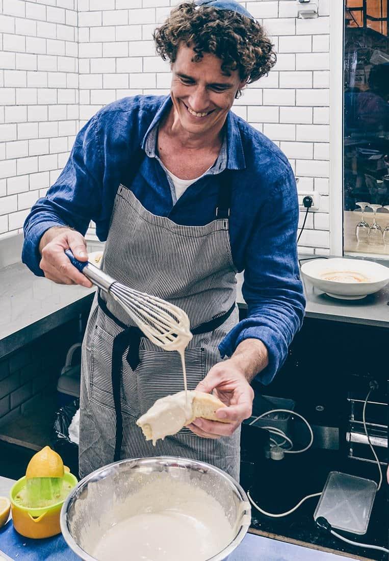 Ein Kochkurs bei Tom Franz