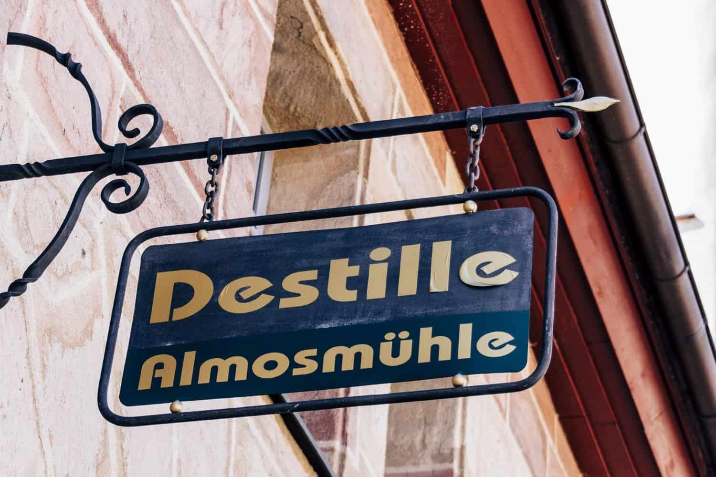 Die Destille