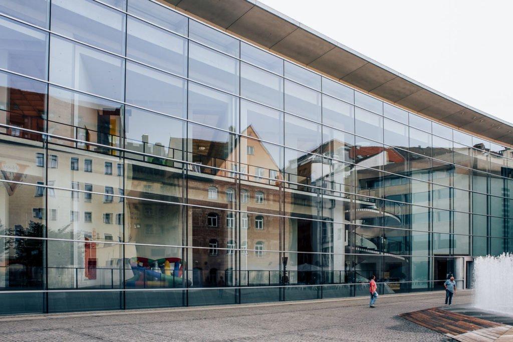 Das Neue Museum in Nürnberg