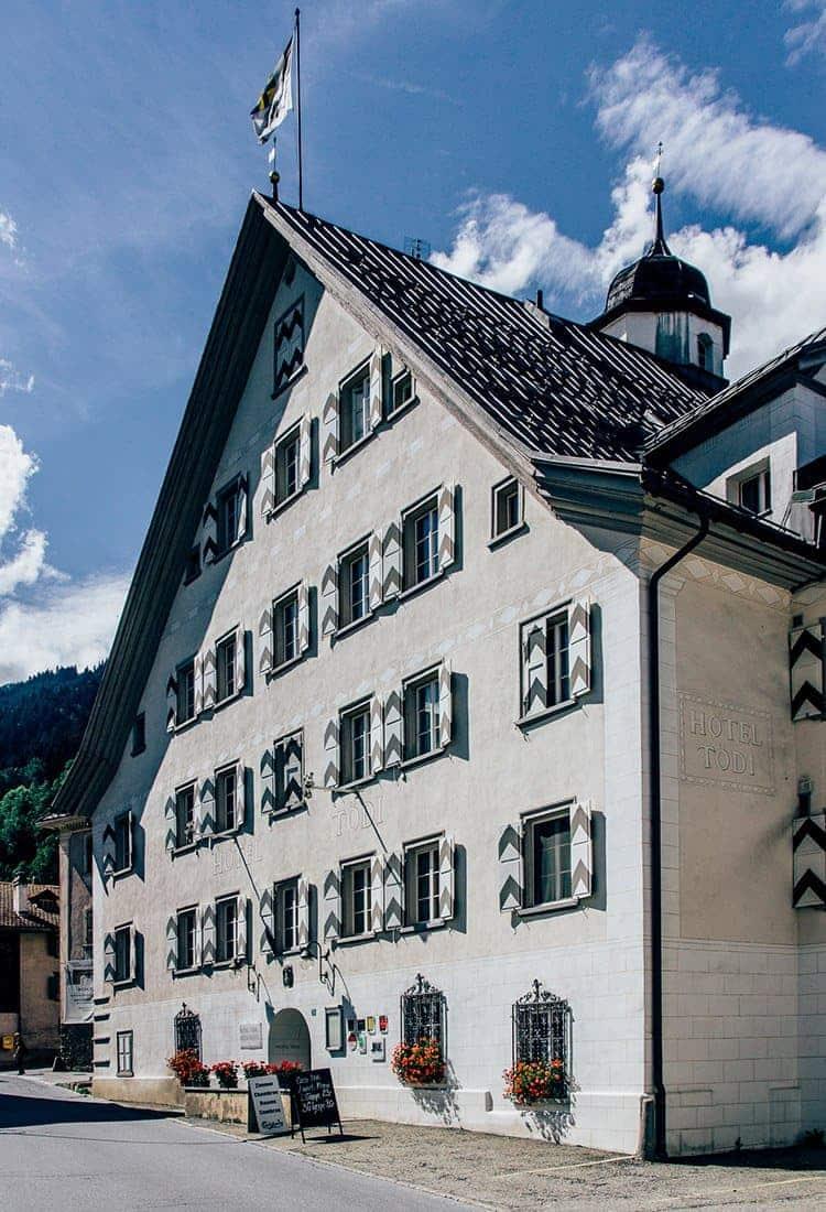 Casa Tödi Graubünden