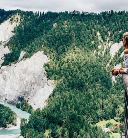 Eine Auszeit in Graubünden – Wandern und Genießen in der Surselva