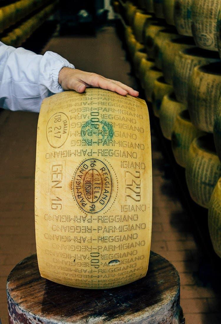 Consorzio Produttori Latte, Emilia Romagna