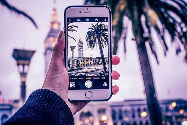 Foto Apps für Unterwegs