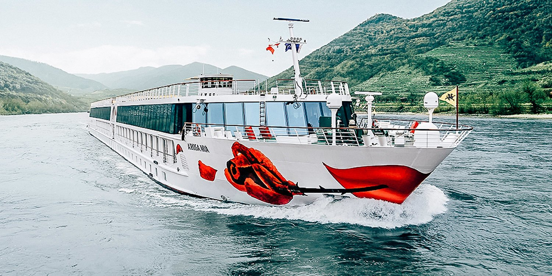 """{Anzeige}Wer soll der erste A-ROSA Flussschiff """"River Cruise Blogger"""" werden?"""