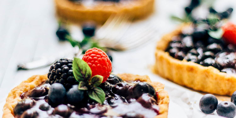 Blueberry Pie Rezept – kanadischer Blaubeerkuchen