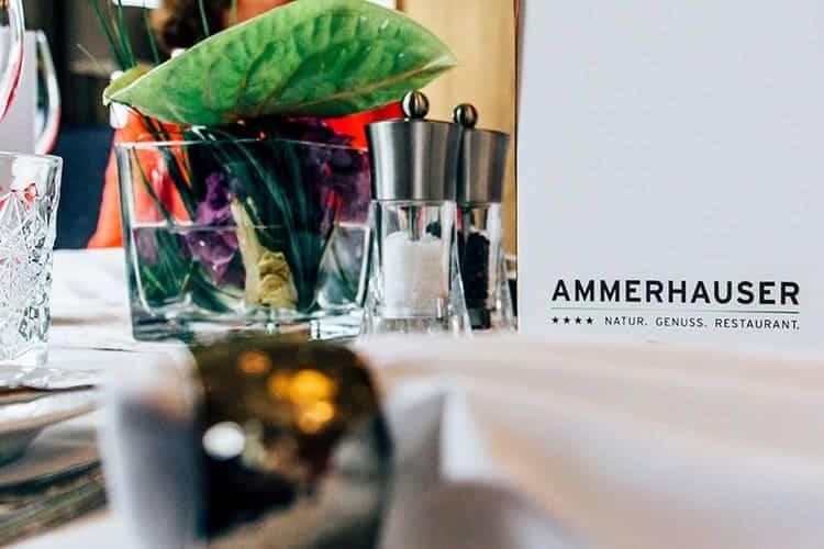Das Hotel Ammerhauser