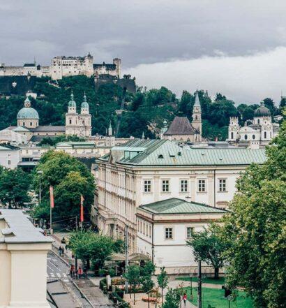 Salzburg – auf den Spuren des flüssigen Goldes