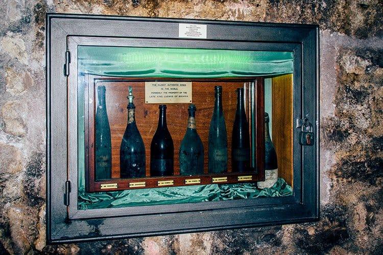Das Bürgerspital Weinhaus