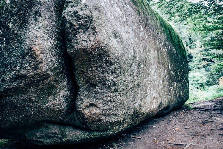 Der Zauberwald Huelgoat
