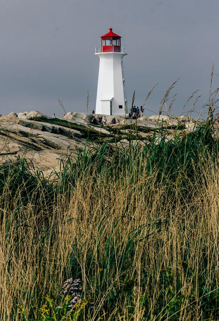 Leuchtturm von Peggy's Cove